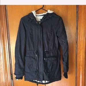 Navy Fall/Winter Coat